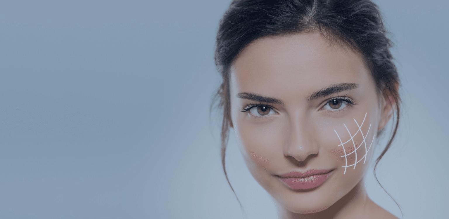 Médecine esthétique du visage anti âge